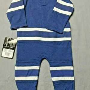 Outerstuff One Pieces - NHL Toronto Maple Leafs Baby Jump Suit